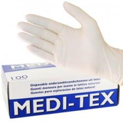 GANT D'EXAMEN MEDITEX STERILE POUDRE