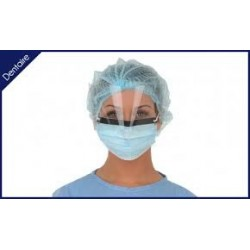MASQUE CHIRURGIE AVEC VISIERE