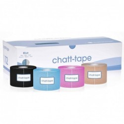ROULEAU CHATT-TAPE ROSE